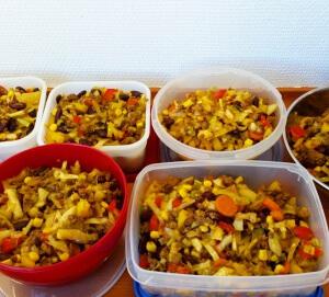 opskrift på oksegryde med bønner og grøntsager
