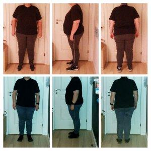 vægttab Line 17,5 kilo