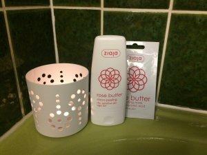 Ziaja Rose Butter Micro Peeling