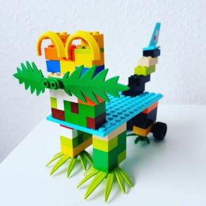 Lego kat DIY